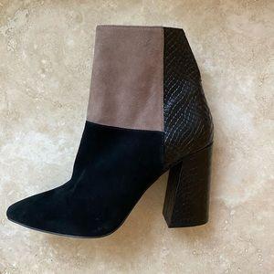 Kristen Cavallari CL Santorini Colorblock Bootie